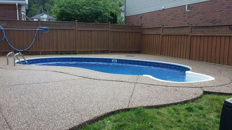 residential pool deck resurfacing hamilton