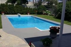 concrete  pool-deck contractor
